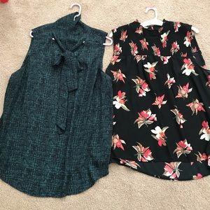 Business attire tops
